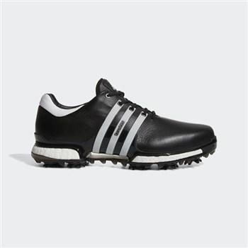 Adidas Tour360 Boost 2.0 Shoes Core Black/Cloud White/Core Black   - Click to view a larger image