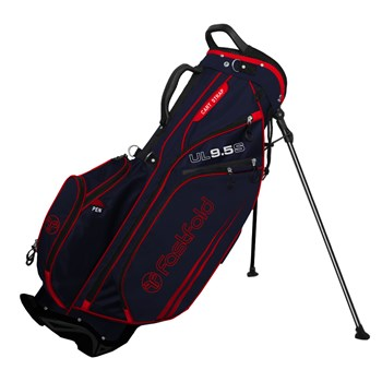 Fast Fold Ultra Light Stand Bag Blue/Red