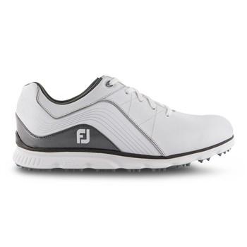 FootJoy Pro SL Shoes Medium Width White/Silver