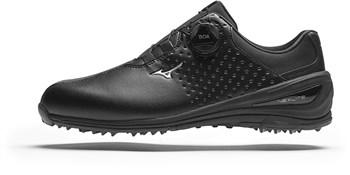 Mizuno Nexlite Boa 006 Golf Shoes Black