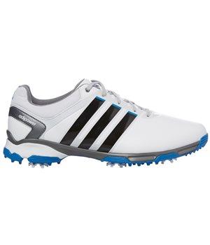 adidas golf shoes white blue
