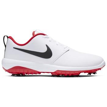 Nike Golf Roshe G Tour Shoes White/University Red
