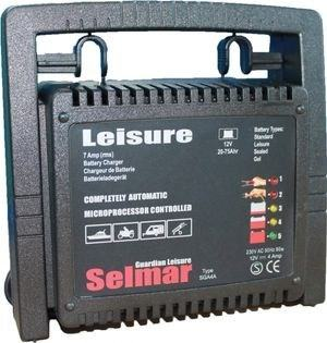 Golf Glider Guardian Leisure Selmar Automatic Battery Charger