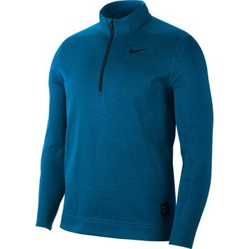 Nike Golf Therma Repel 1/4 Zip Golf Pullover Green Abyss 2019  - Click to view a larger image