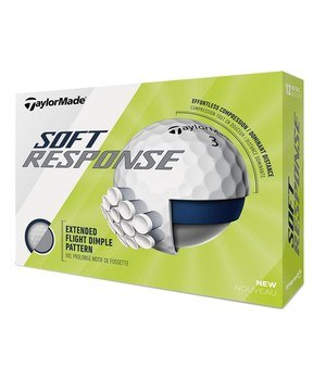 TaylorMade Soft Response Golf Balls  - Click to view a larger image