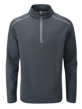Ping Ramsey Half Zip Fleece Golf Top Navy