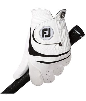 FootJoy Ladies WeatherSof White Glove Left Hand  - Click to view a larger image
