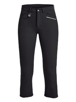 Rohnisch Ladies Comfort Stretch Capri Black