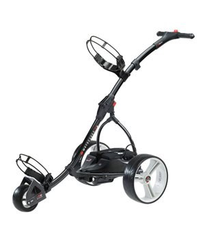 Motocaddy S1 Digital Electric Trolley with Lithium Battery Black - Click to view a larger image