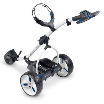 Motocaddy S3 Pro Electric Trolley with Lithium Battery Alpine  - Click to view a larger image