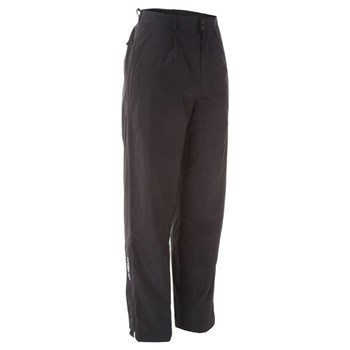 Proquip Tempest Youth Waterproof Trousers Black  - Click to view a larger image