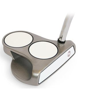 Odyssey Mens White Hot Pro 2.0 2 Ball Putter  - Click to view a larger image