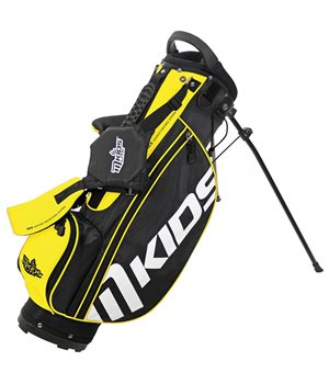 MKids Lite Stand Bag Yellow  - Click to view a larger image