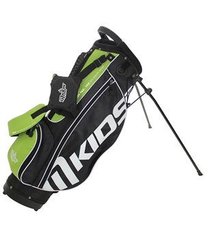 MKids Junior Pro Stand Bag Green  - Click to view a larger image