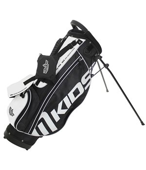 MKids Junior Pro Stand Bag White  - Click to view a larger image