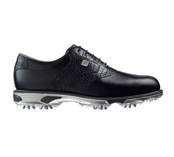 uk availability cb1d0 2a87d FootJoy Dryjoys Tour Golf Shoes Black - Click to view a larger image