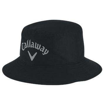 d7546d148ef Callaway Mens Aqua Dry Bucket Cap Black
