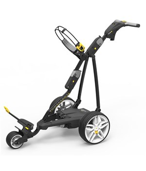 FW3 Electric Trolley with Lithium Battery 2016 - 36 Hole | Black/Piano  Black Trim