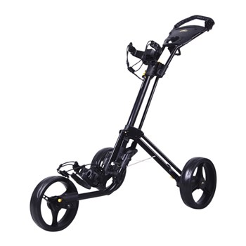 Powakaddy Twinline 4 Push Cart Trolley  - Click to view a larger image