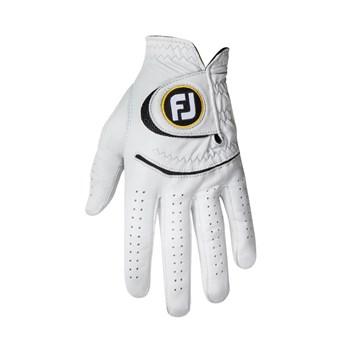FootJoy StaSof Glove Left Hand White - Klicken zum Ansehen eines größeren  Bildes ae392cd6774