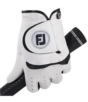 FootJoy Junior Golf Glove Pearl/Black