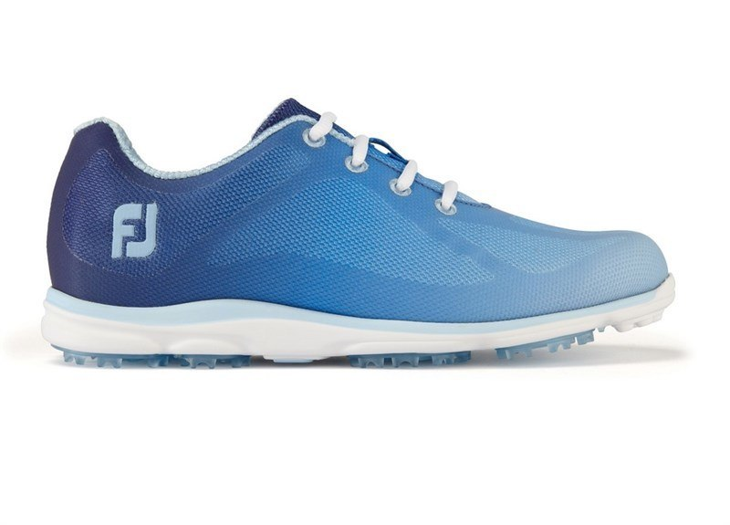 FootJoy Ladies emPOWER Golf Shoes Wide Fit Navy Blue 2017 - Click to view a f6fb37a5946