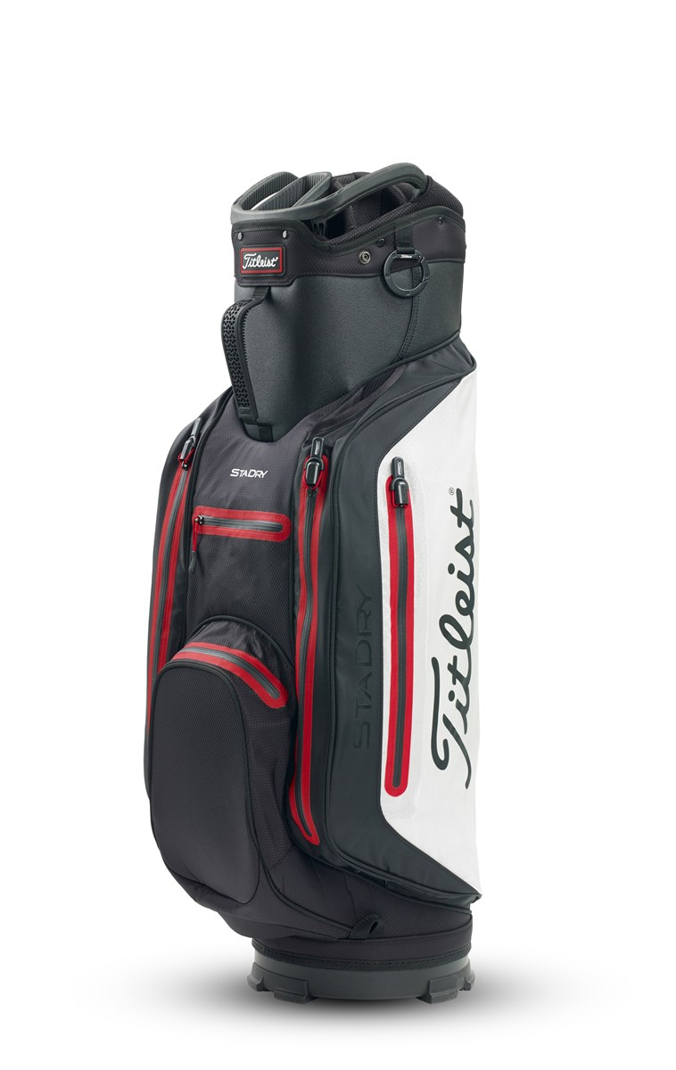 275f0f8c1c Titleist StaDry Lightweight Waterproof Cart Bag - Click to view a larger  image