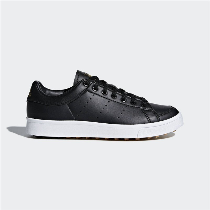 enchufe De otra manera Privilegiado  Junior Adicross Classic Shoes Core Black/Core Black/Ftwr White  HalpennyGolf.com