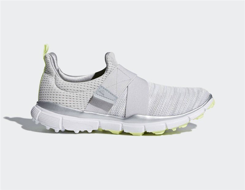 differently 824de b8502 Ladies Climacool Knit Shoes Grey One/Ftwr White/Semi Frozen Yellow 2018 - 4  UK | 5.5 US | EUR 36 2/3