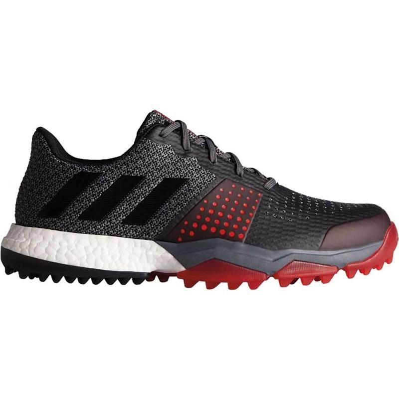 new styles c3b16 0f71c Adidas AdiPower Sport Boost 3 Golf Shoe OnixCore BlackScarlet 2018 -  Klicken