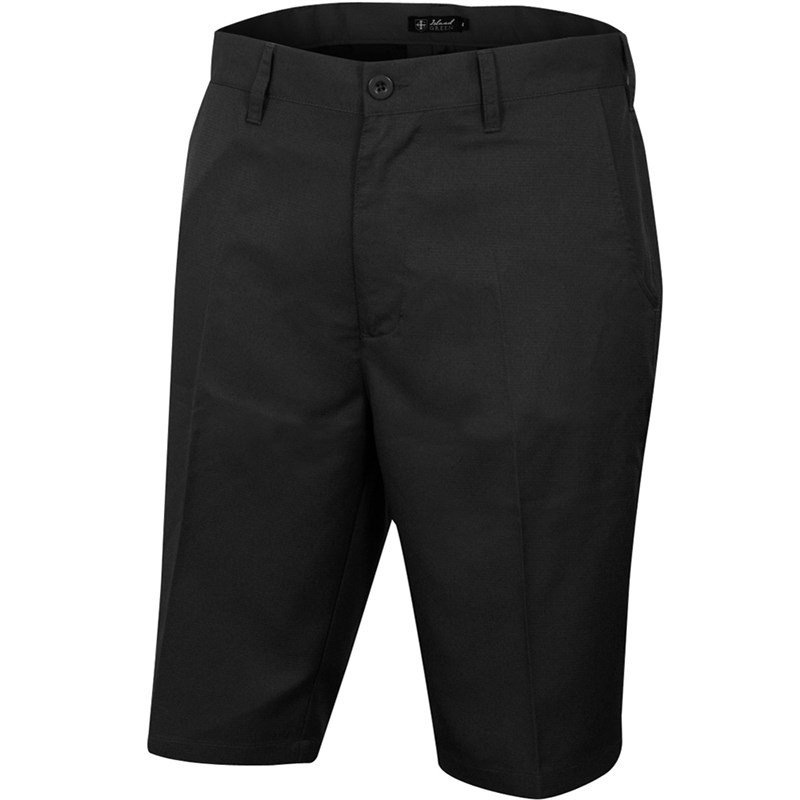 Island Green Tour Golf Shorts Black 1