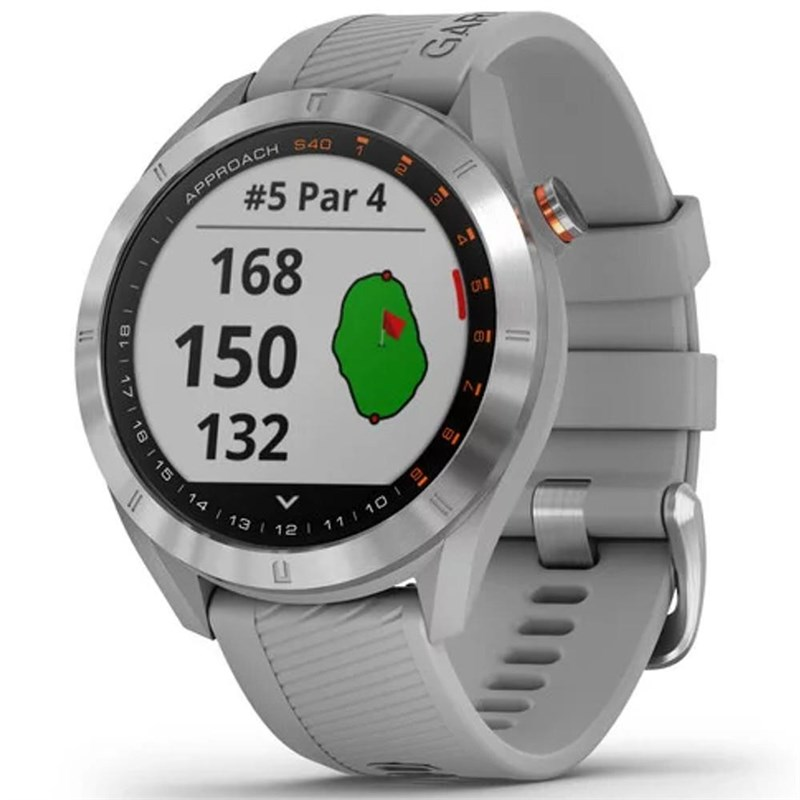 Garmin Approach S40 Watch (Various Colours Available) 1