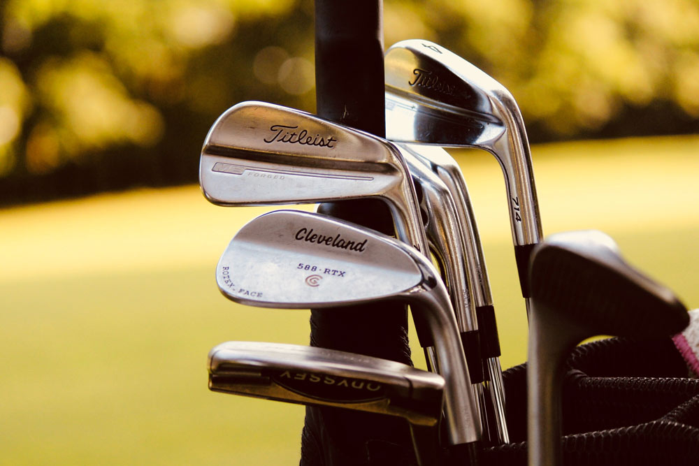 How Many Clubs Are Allowed In Your Golf Bag