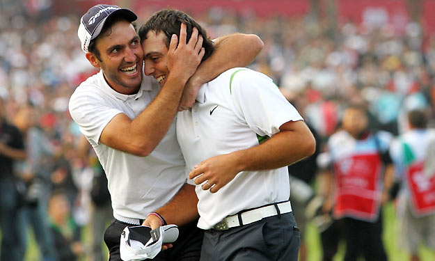 5 Greatest Italian Golfers of All-Time