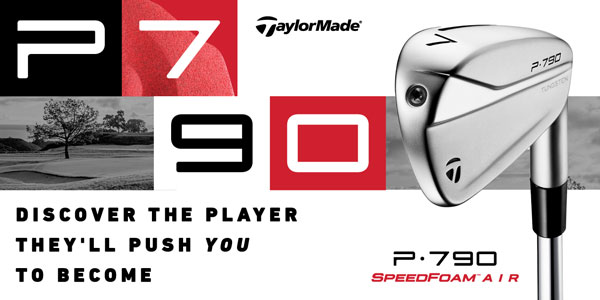 NEW: Taylormade P790 Irons