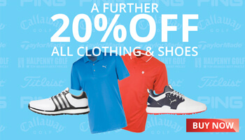 20% OFF Clothing